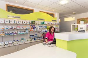 Espace pharmacie, Clinique vétérinaire Arc en Ciel